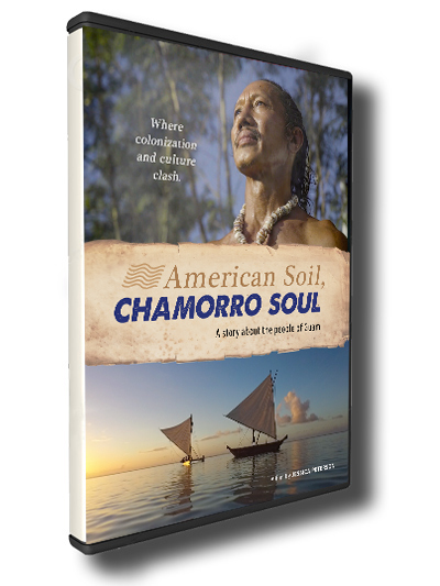 American Soil, Chamorro Soul DVD cover poster